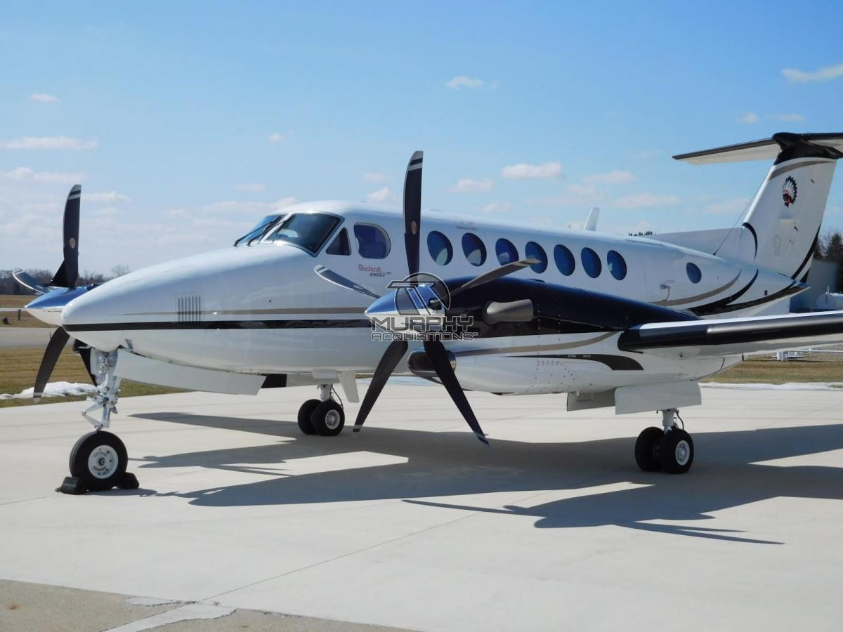 2011 BEECHCRAFT KING AIR 350i - Photo 1