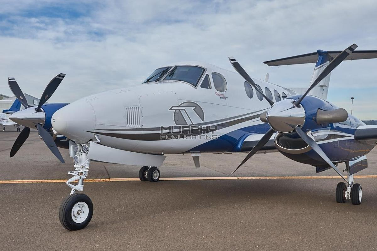 2013 BEECHCRAFT KING AIR 250 - Photo 1