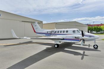 2003 BEECHCRAFT KING AIR B200C for sale - AircraftDealer.com