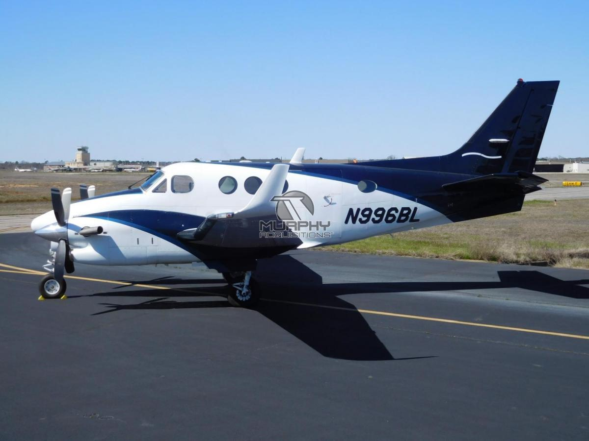 2008 BEECHCRAFT KING AIR C90GTi  Photo 2