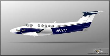 1986 Beech King Air B200 for sale - AircraftDealer.com
