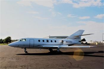 1979 Dassault Falcon 20-5BR for sale - AircraftDealer.com