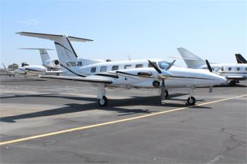 1984 PIPER CHEYENNE IIIA for sale - AircraftDealer.com
