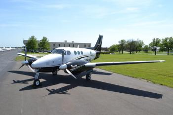 1980 Beech King Air C90 for sale - AircraftDealer.com