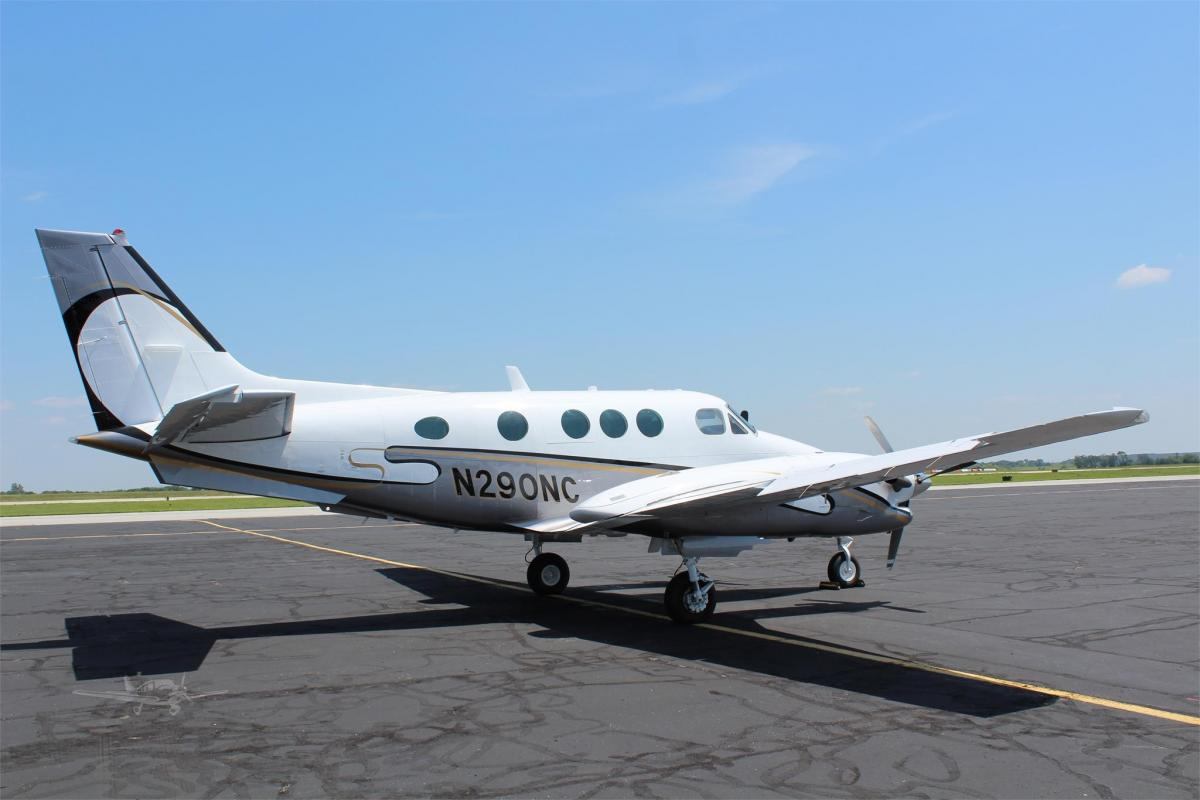 1987 Beech King Air C90A - Photo 1