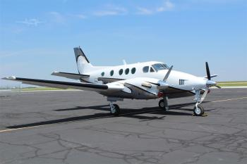 1987 Beech King Air C90A - Photo 2
