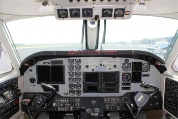 1987 Beech King Air C90A - Photo 4