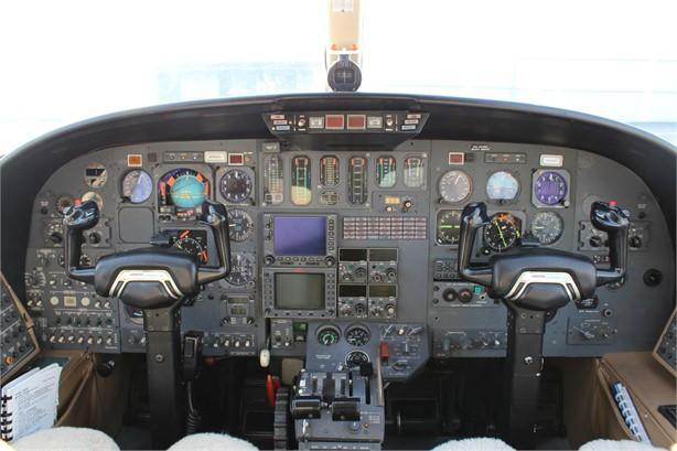1981 CESSNA CITATION II Photo 7