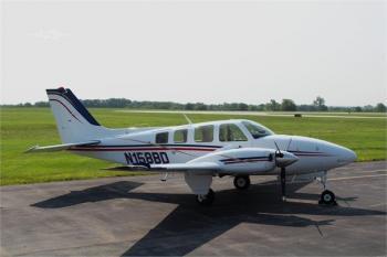 1979 BEECHCRAFT 58 BARON for sale - AircraftDealer.com