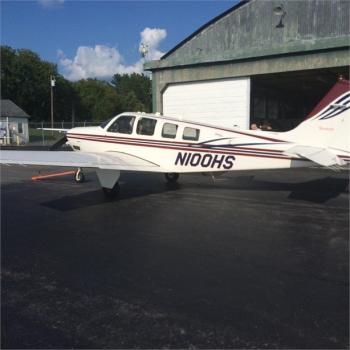 2002 BEECHCRAFT A36 BONANZA for sale - AircraftDealer.com