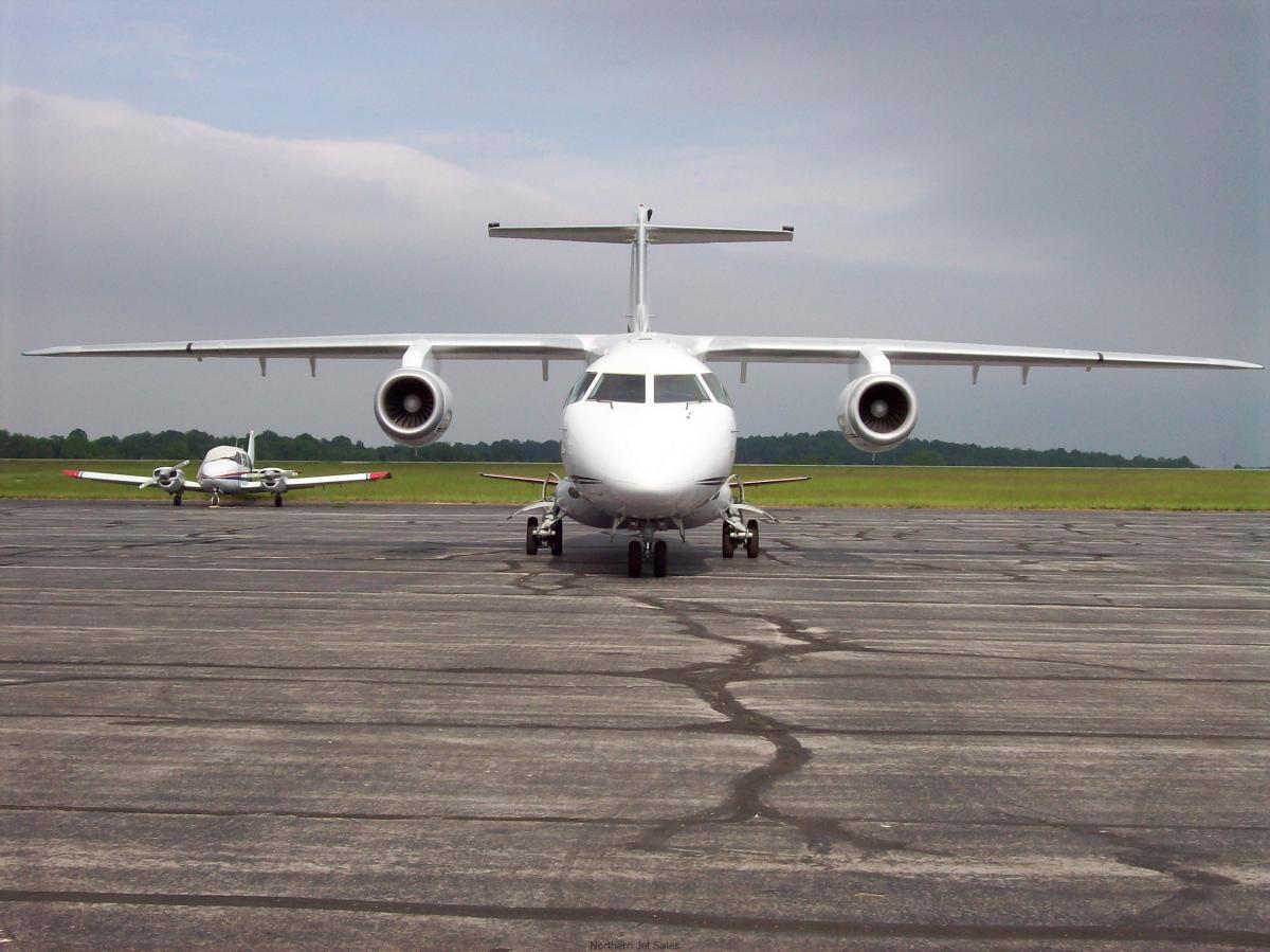 2001 Dornier 328 Jet Photo 3