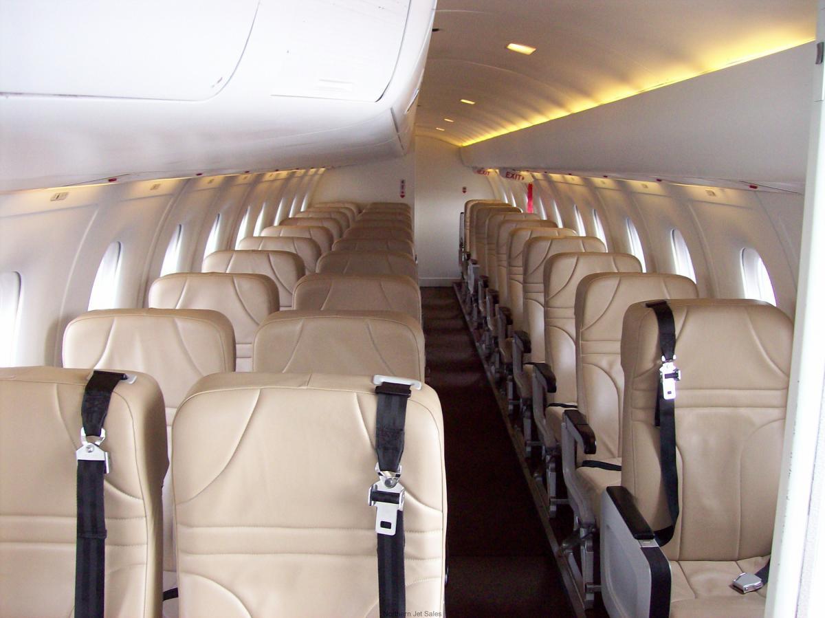 2001 Dornier 328 Jet Photo 5