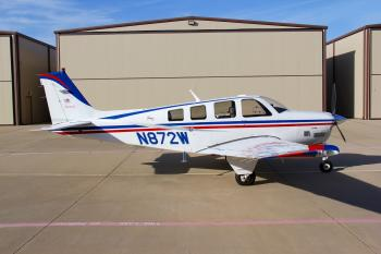 2001 Beech B36TC Bonanza for sale - AircraftDealer.com