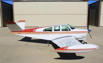 1953 BEECHCRAFT D35 BONANZA for sale - AircraftDealer.com
