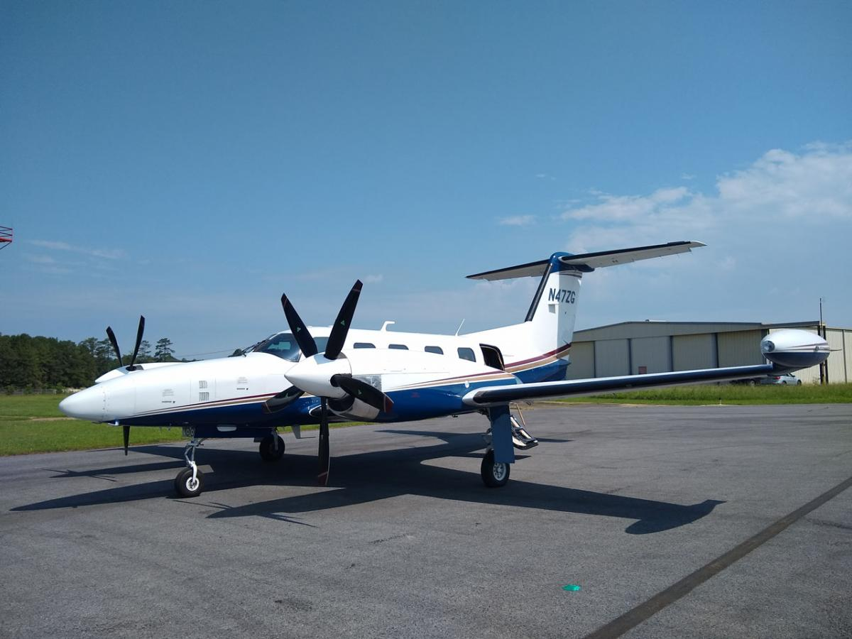 1986 Piper Cheyenne 400LS Photo 2