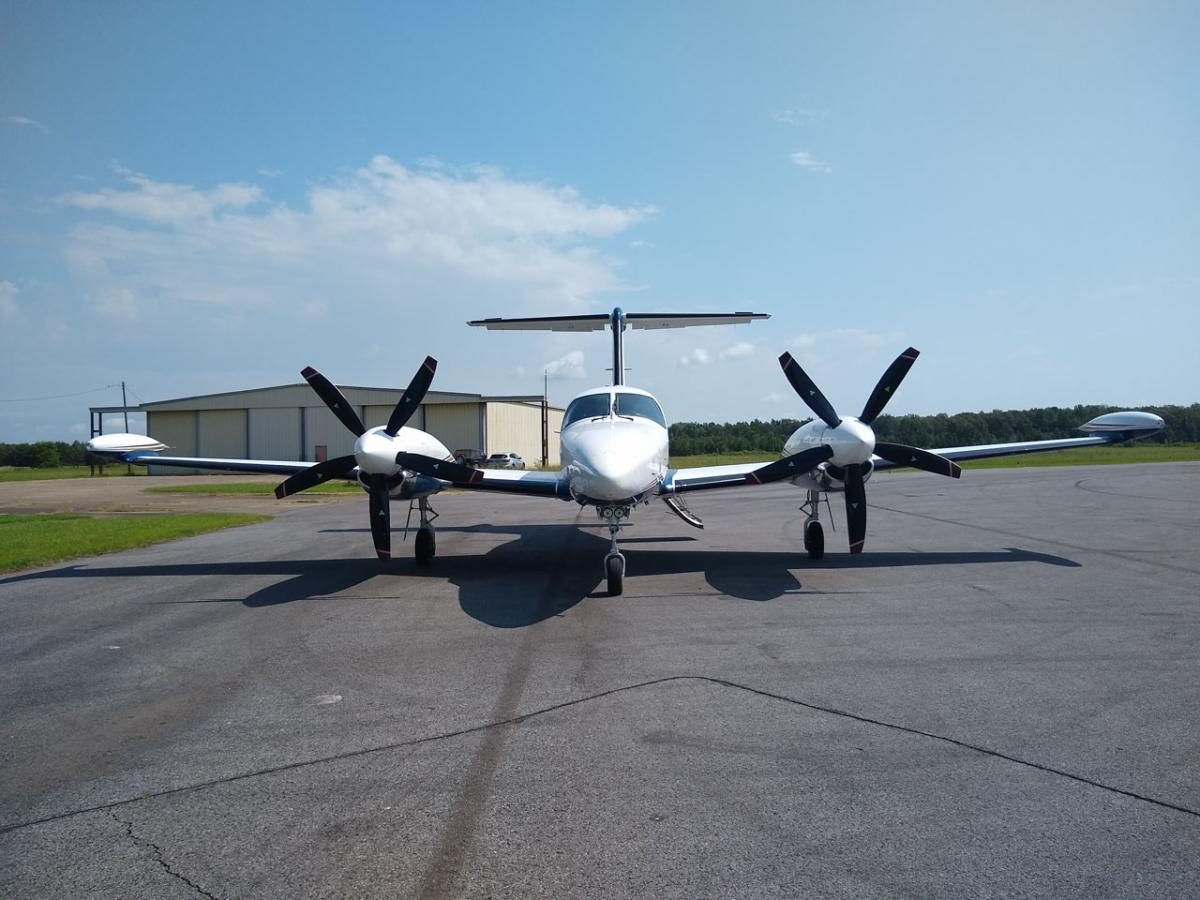 1986 Piper Cheyenne 400LS Photo 3
