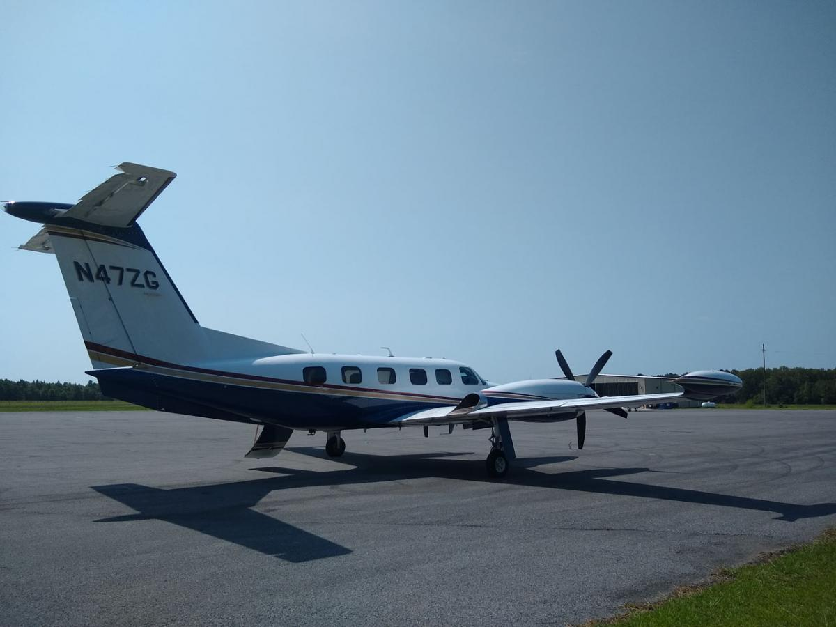 1986 Piper Cheyenne 400LS Photo 5