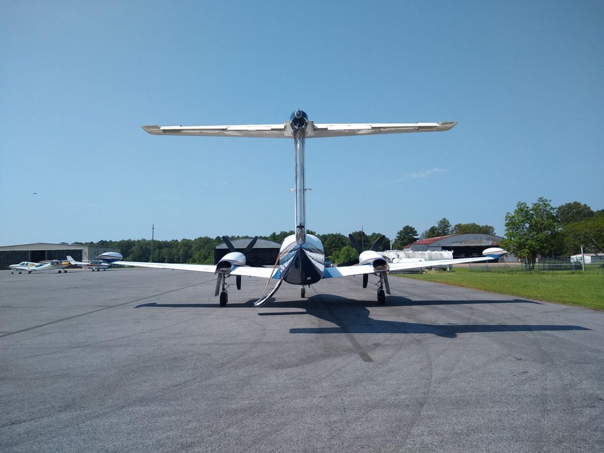 1986 Piper Cheyenne 400LS Photo 6