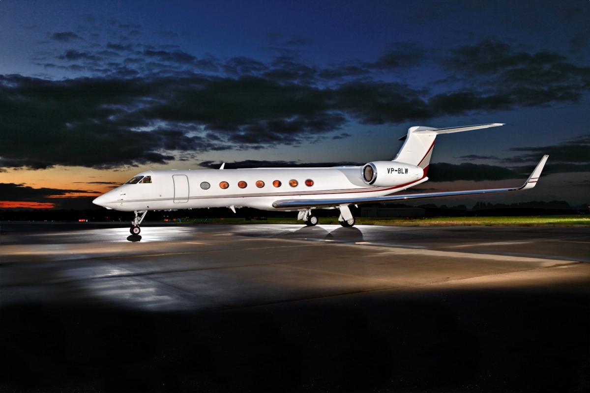 2007 Gulfstream G550 - Photo 1