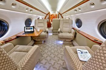 2007 Gulfstream G550 - Photo 2