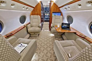 2007 Gulfstream G550 - Photo 3