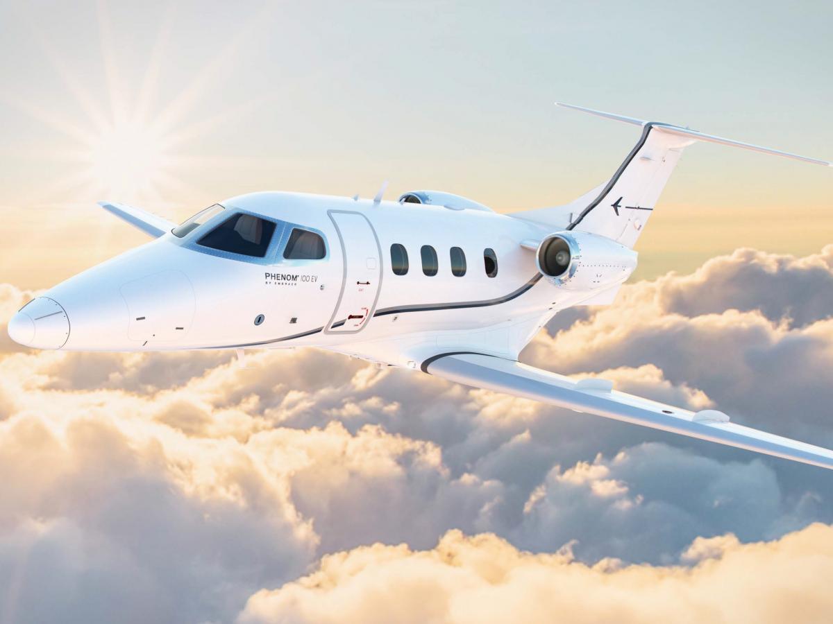 2018 Embraer Phenom 100EV - Photo 1