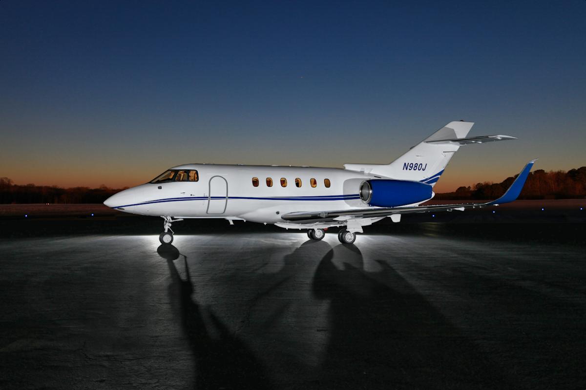 2001 Hawker 800XP Photo 2