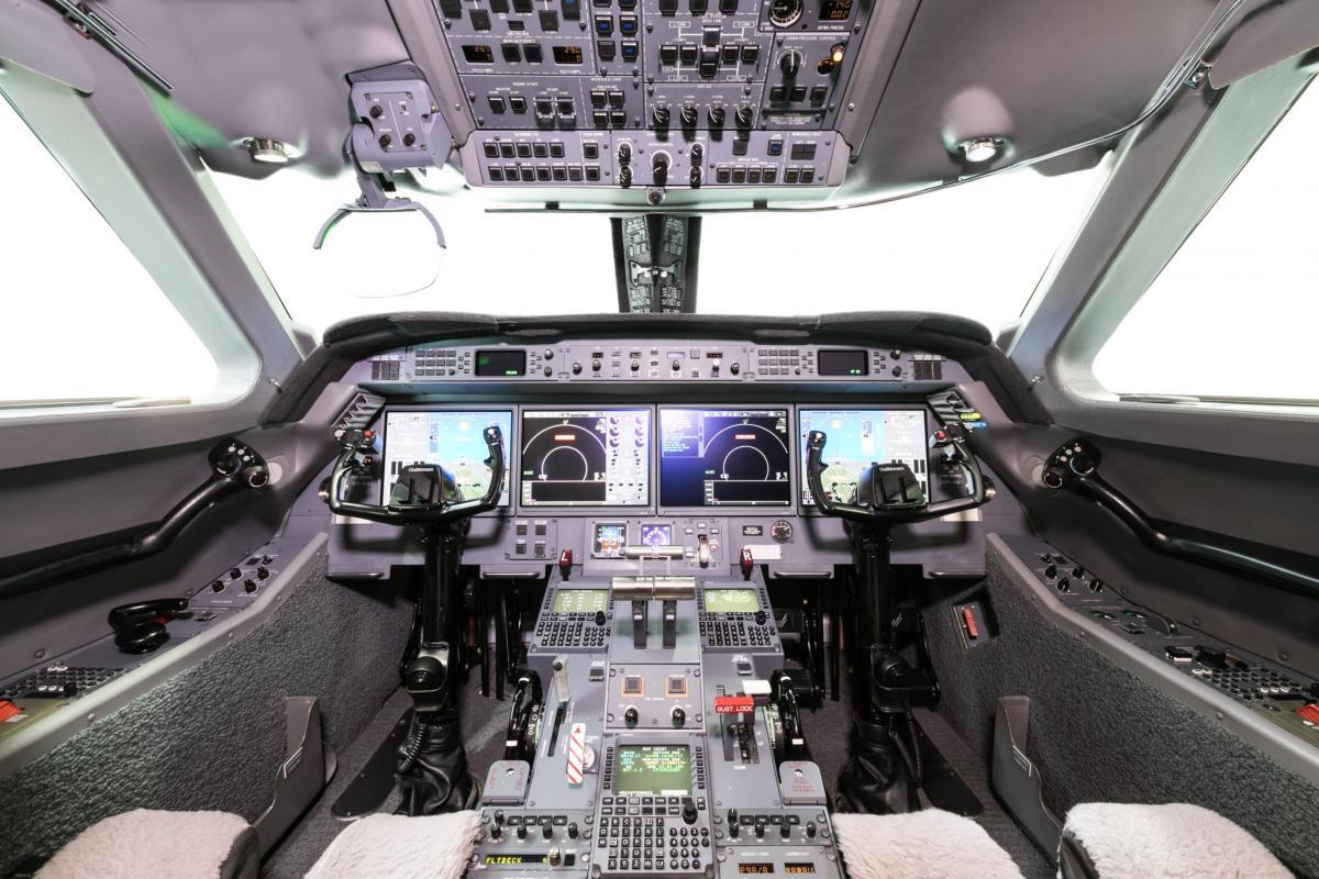 2008 Gulfstream G550 Photo 4