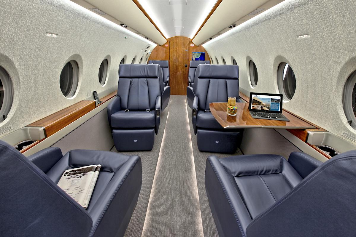 2014 Gulfstream G280 Photo 3