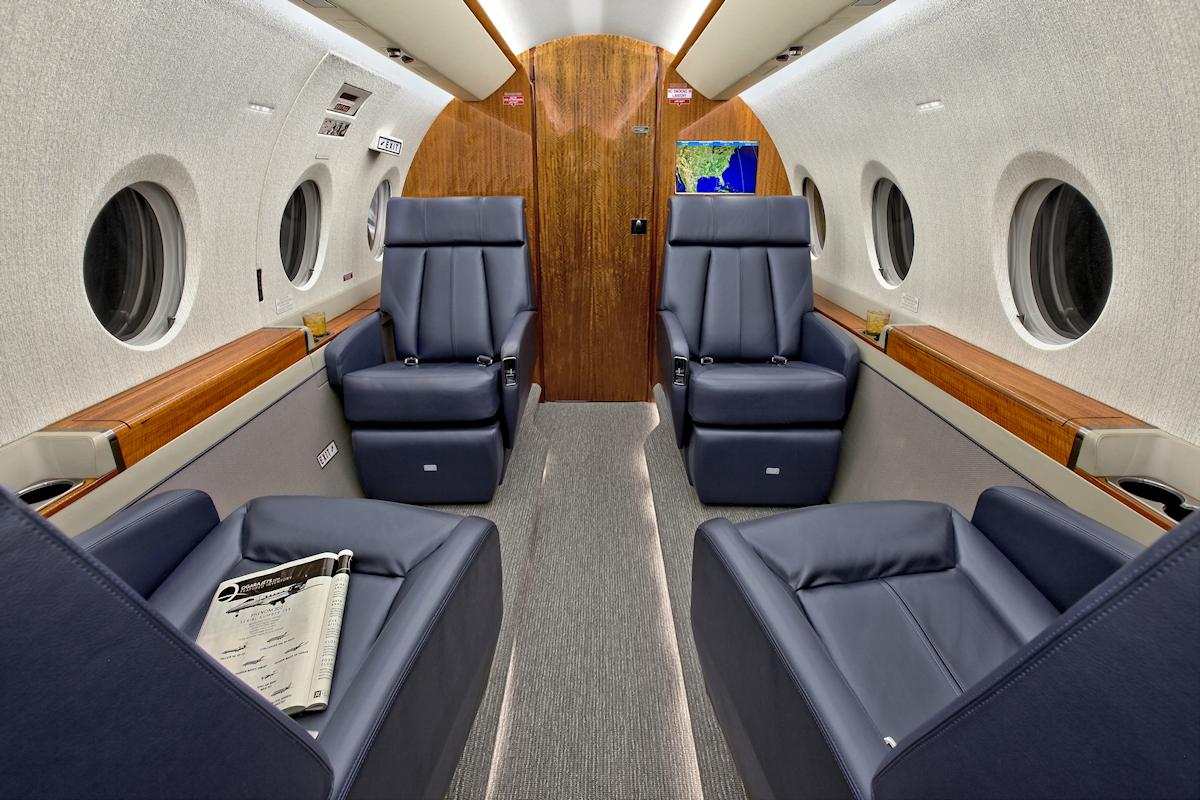 2014 Gulfstream G280 Photo 4
