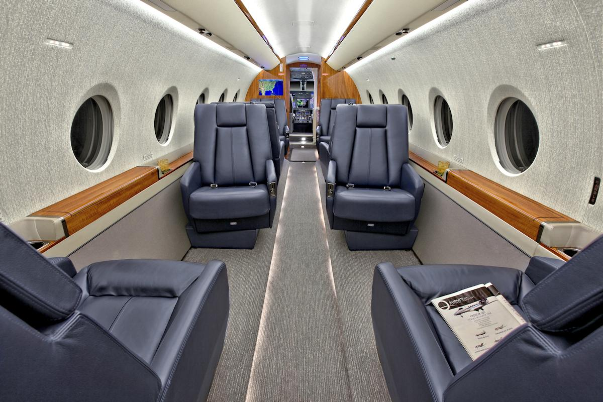 2014 Gulfstream G280 Photo 5