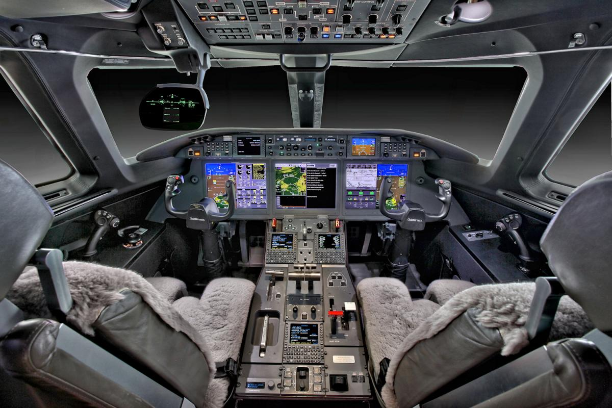 2014 Gulfstream G280 Photo 6