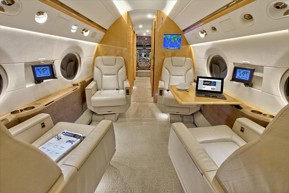 2004 Gulfstream G550 Photo 5