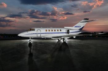 2005 Hawker 800XP for sale - AircraftDealer.com