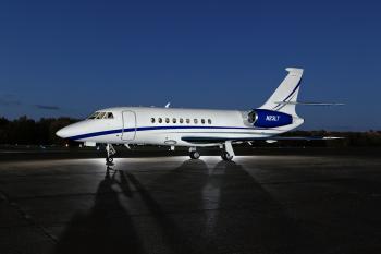 2004 Dassault Falcon 2000EX for sale - AircraftDealer.com