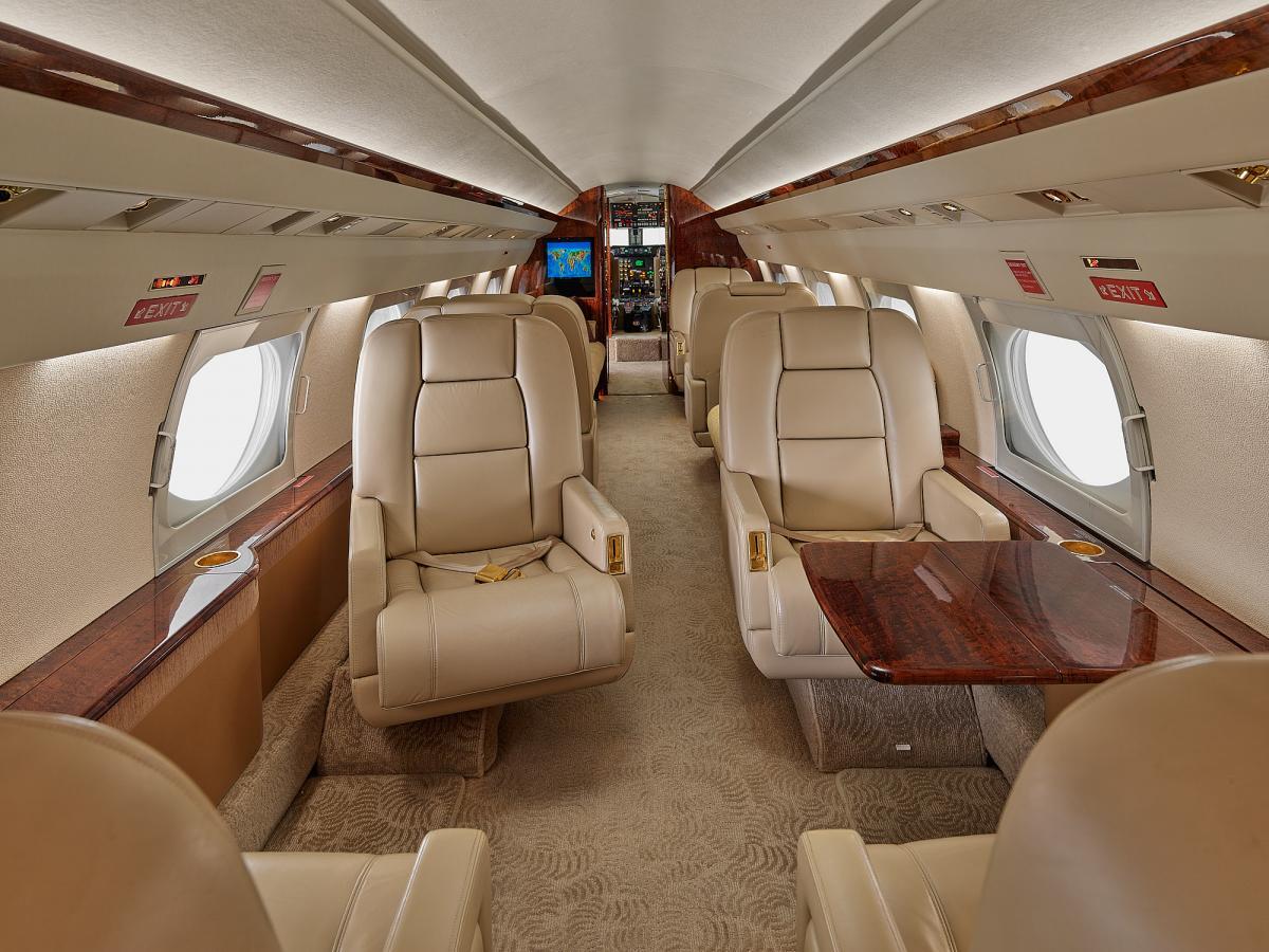 1986 Gulfstream III Photo 5