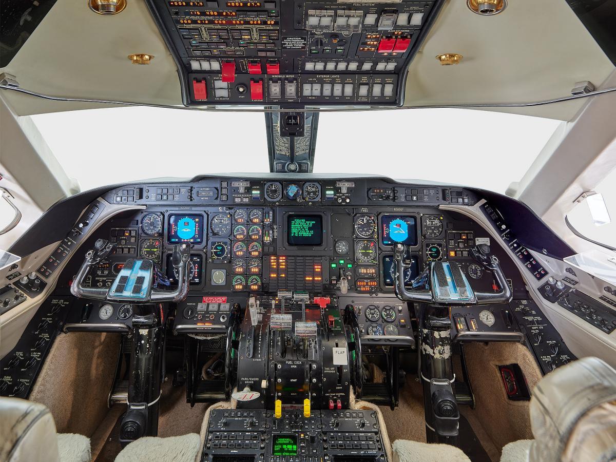1986 Gulfstream III Photo 6