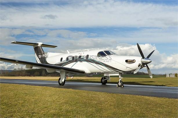 2014 PILATUS PC-12 NG Photo 2