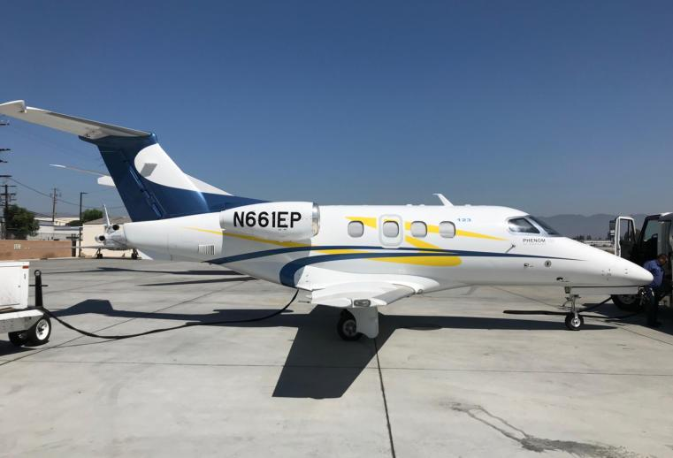 2009 Embraer Phenom 100 Photo 2