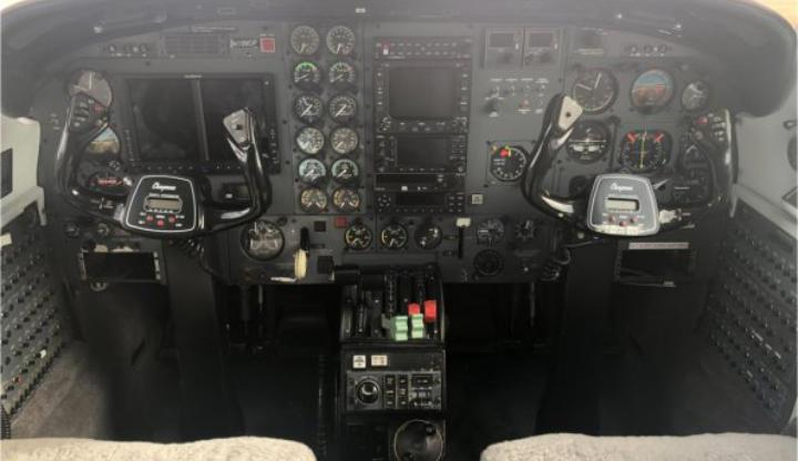 1984 Piper Cheyenne IIIA Photo 4