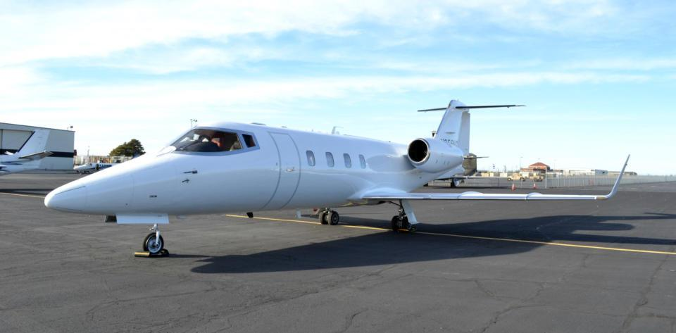1984 Learjet 55 - Photo 1
