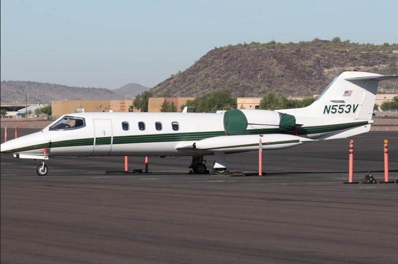 1977 Learjet 35A Photo 2