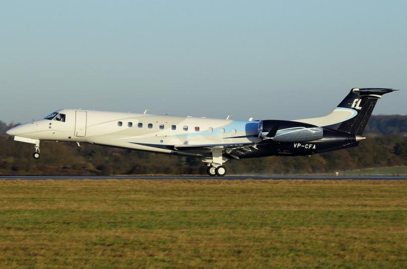 2011 Embraer Legacy 650 - Photo 1