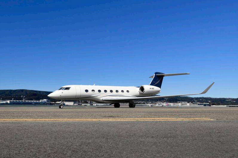 2014 Gulfstream G650 Photo 2
