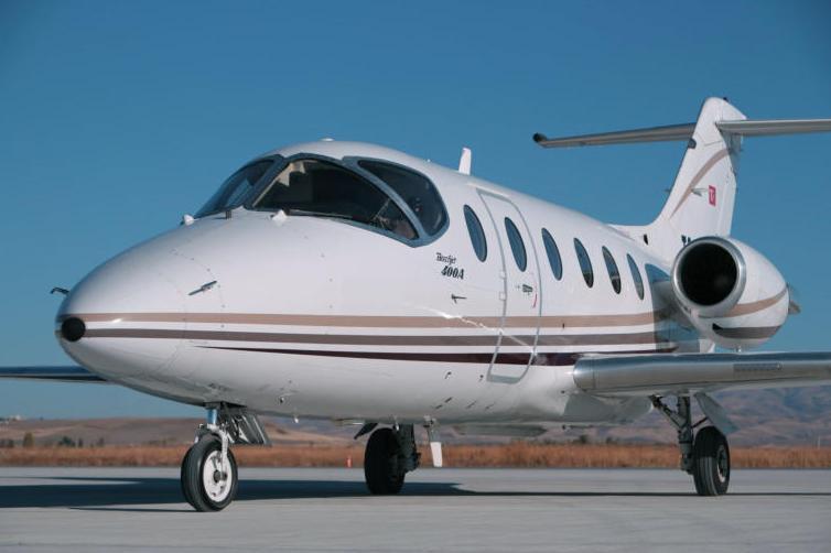 1997 Beechjet 400A Photo 2