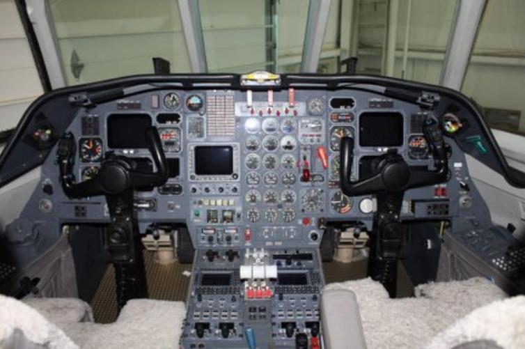 1987 Dassault Falcon 50 Photo 4