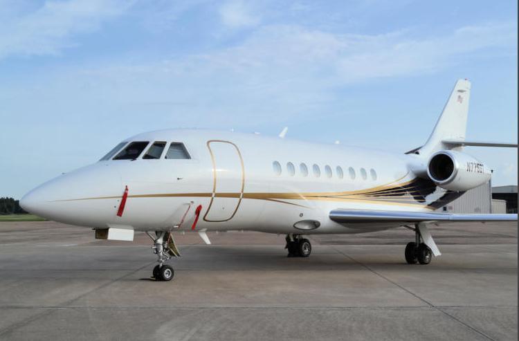 1997 Dassault Falcon 2000 Photo 2
