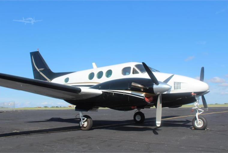 1980 Beech King Air C90 Photo 2