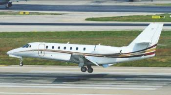 2011 Cessna Citation Sovereign for sale - AircraftDealer.com
