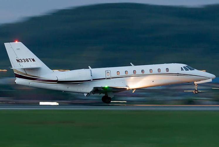 Cessna Citation Sovereign Photo 2